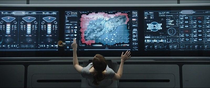 Oblivion dashboard