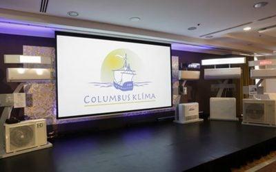 Columbus Klíma esettanulmány